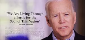 Why Biden entered the prez race like a total boss