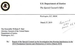 Read Robert Mueller's full, devastating letter to Attorney General Barr here!
